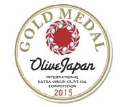 OLIVE JAPAN 2015 GOLD MEDAL
