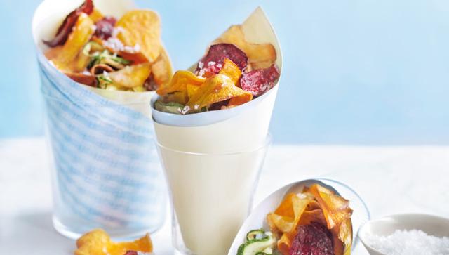 Las verduras fritas son más sanas que las cocidas #AOVESaludNS