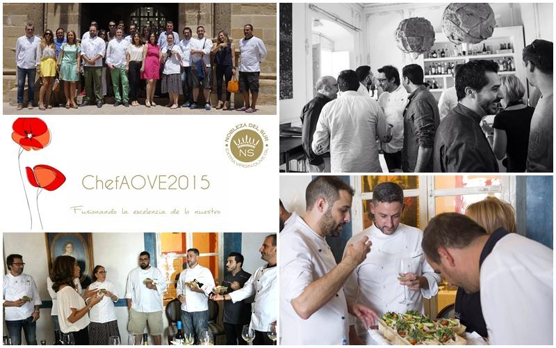 Chef AOVE 2015 – Fusionando la excelencia de lo nuestro