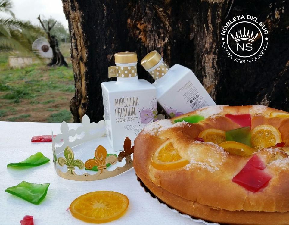 Tiempo de Reyes y Roscones