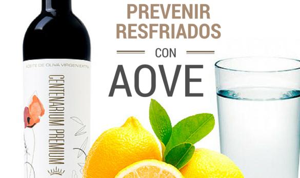 AOVE SALUD PREVENIR RESFRIADOS CON AOVE