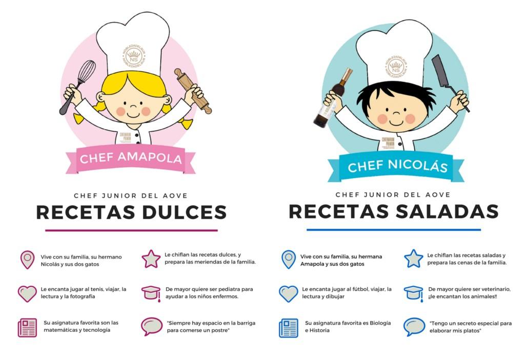 chef amapola y saladas
