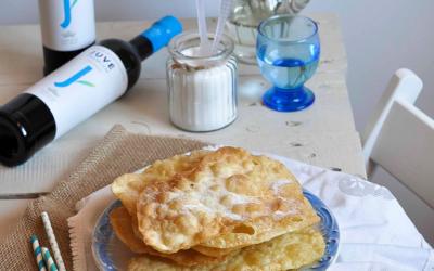 Tortas fritas con AOVE Nobleza del Sur