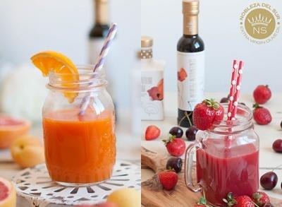 Beneficio de los zumos