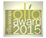 FEINSCHMECKER OLIO, AWARD 2015 TOP 40