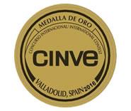 CINVE 2016, GOLD MEDAL