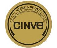 CINVE 2017, GOLD MEDAL FOR CENTENARIUM PREMIUM