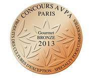 AVPA París 2013, BRONZE