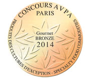 AVPA París 2014, BRONZE