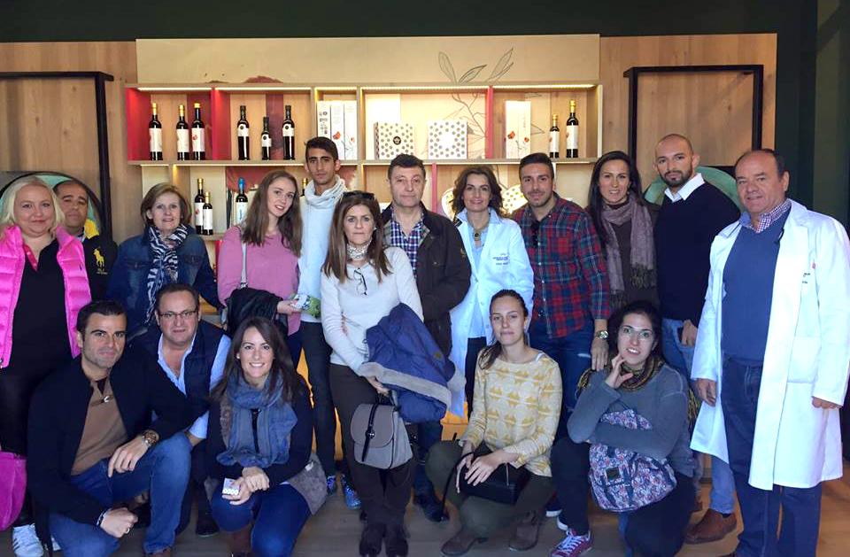 Oleoturismo en 'Nobleza del Sur'