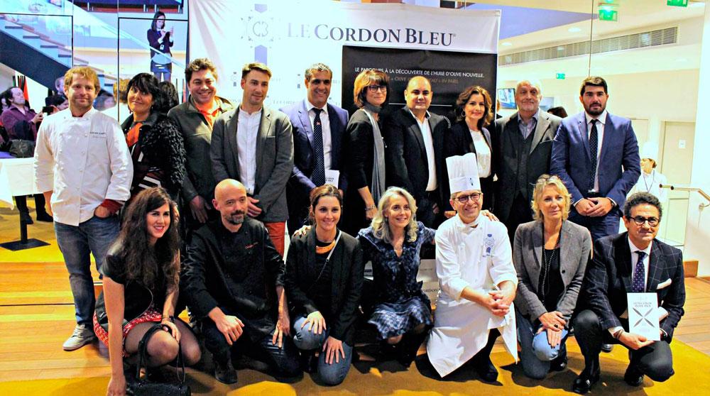 Presentación Nueva Cosecha en Cordon Bleu-París