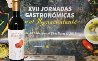 Nobleza del Sur participa en las Jornadas Gastronómicas en el Renacimiento de Úbeda