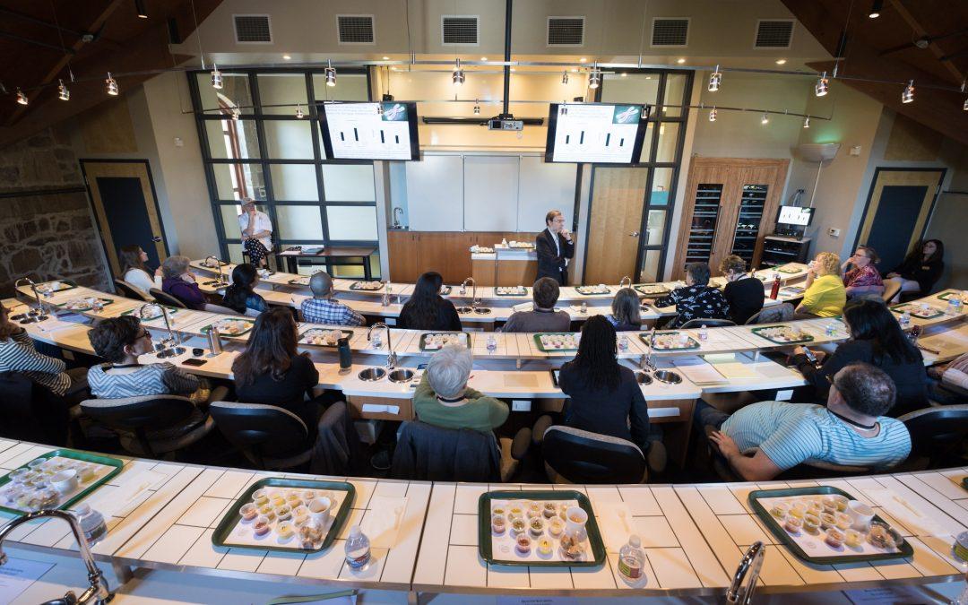 La Dieta Mediterránea línea de investigación de la conferencia Healthy Kitchens, Healthy Lives 2018