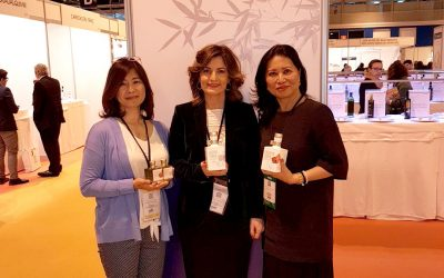 Nobleza del Sur muestra su marca en la World Olive Oil Exhibition