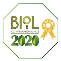 ECO DAY – MEJOR ECOLÓGICO DE ESPAÑA – EXTRA GOLD MEDAL BIOL 2020