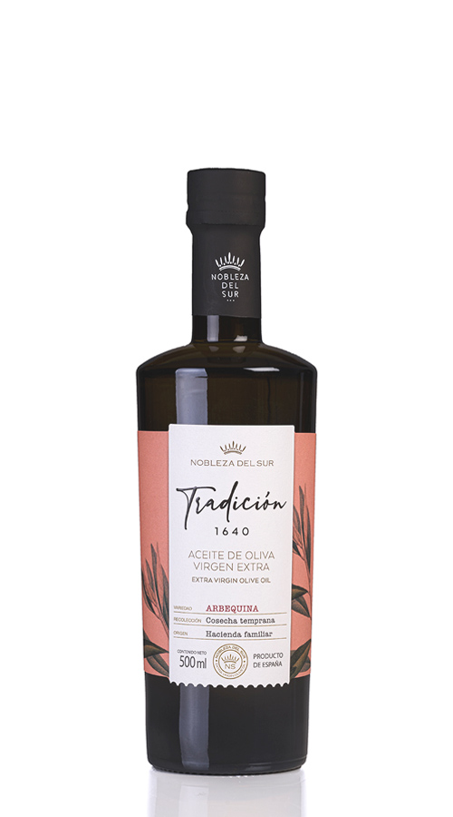 TRADICIÓN 1640 ARBEQUINA 500 ml