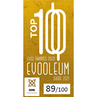 EVOOLEUM TOP 100 89/100 AWARDS 2020