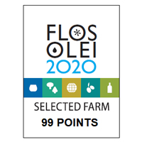 FLOS OLEI 2020 99/100 GUIDE EXTRA VIRGIN OLIVE OIL